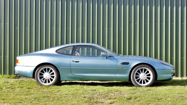 1995 Aston Martin DB7 For Sale (picture 6 of 107)