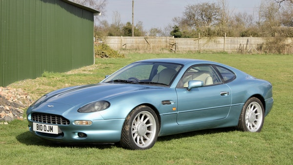 1995 Aston Martin DB7 For Sale (picture 16 of 107)