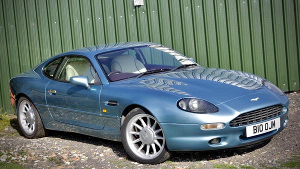 1995 Aston Martin DB7 For Sale (picture 1 of 107)