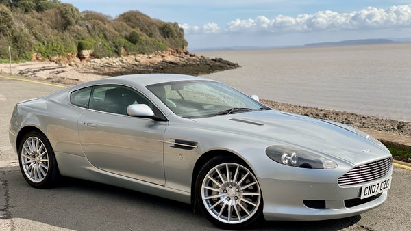 2007 Aston Martin Db9 For Sale By Auction Car And Classic