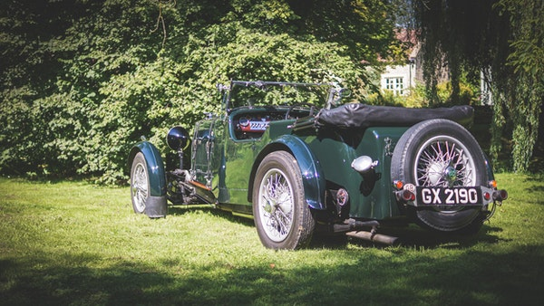 1932 Aston Martin International For Sale (picture 25 of 154)