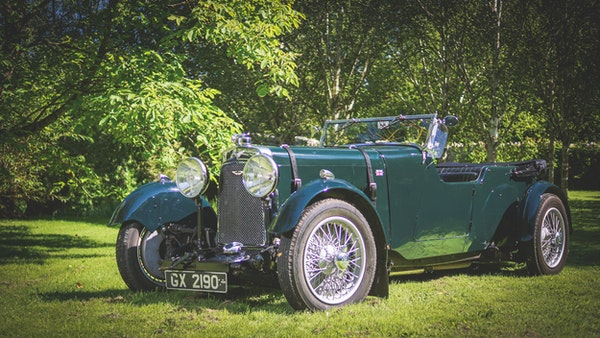 1932 Aston Martin International For Sale (picture 14 of 154)