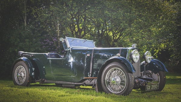 1932 Aston Martin International For Sale (picture 17 of 154)