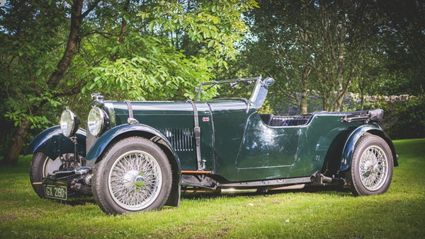 1932 Aston Martin International For Sale (picture 6 of 154)