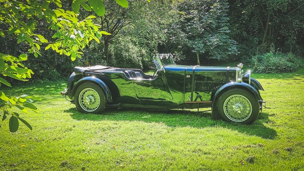1932 Aston Martin International For Sale (picture 10 of 154)