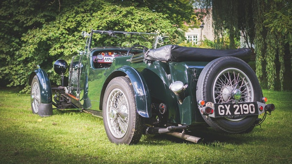 1932 Aston Martin International For Sale (picture 70 of 154)