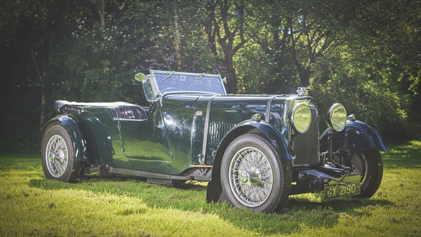 1932 Aston Martin International For Sale (picture 73 of 154)