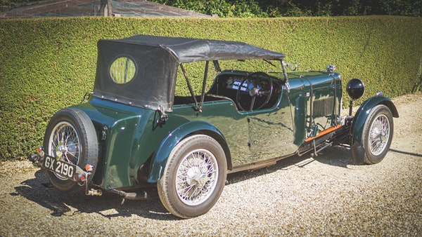 1932 Aston Martin International For Sale (picture 27 of 154)