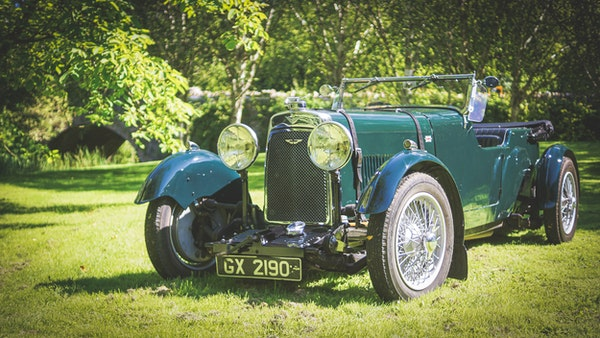 1932 Aston Martin International For Sale (picture 7 of 154)