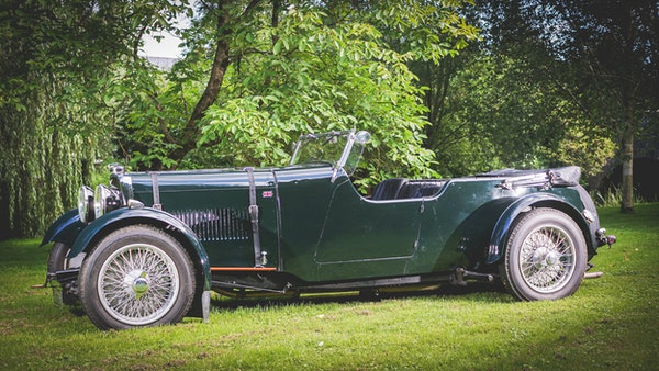 1932 Aston Martin International For Sale (picture 20 of 154)