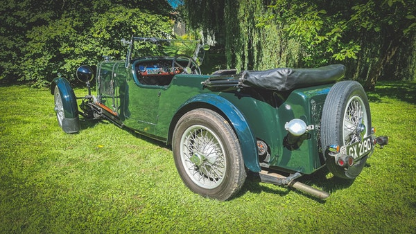 1932 Aston Martin International For Sale (picture 21 of 154)