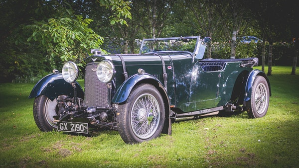 1932 Aston Martin International For Sale (picture 1 of 154)