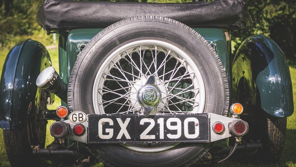 1932 Aston Martin International For Sale (picture 91 of 154)