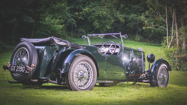 1932 Aston Martin International For Sale (picture 76 of 154)