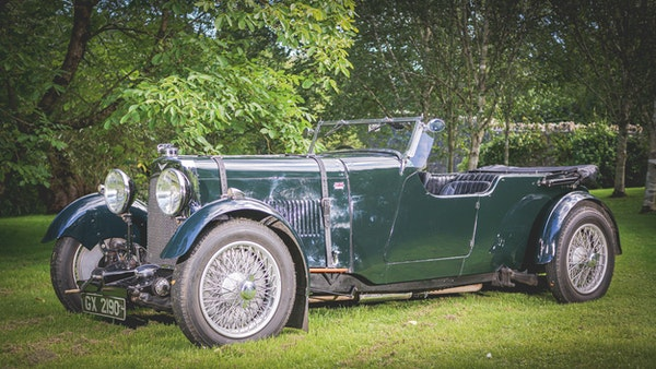1932 Aston Martin International For Sale (picture 12 of 154)