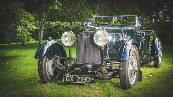 1932 Aston Martin International For Sale (picture 56 of 154)