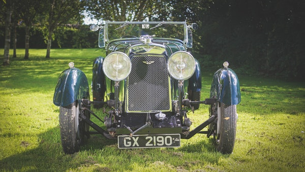 1932 Aston Martin International For Sale (picture 15 of 154)