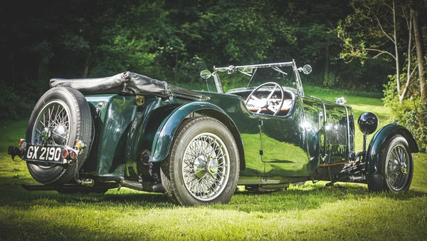 1932 Aston Martin International For Sale (picture 24 of 154)