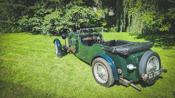 1932 Aston Martin International For Sale (picture 22 of 154)