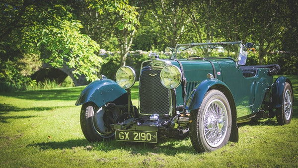 1932 Aston Martin International For Sale (picture 5 of 154)