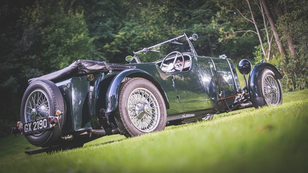 1932 Aston Martin International For Sale (picture 23 of 154)