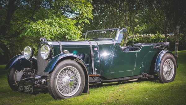 1932 Aston Martin International For Sale (picture 18 of 154)