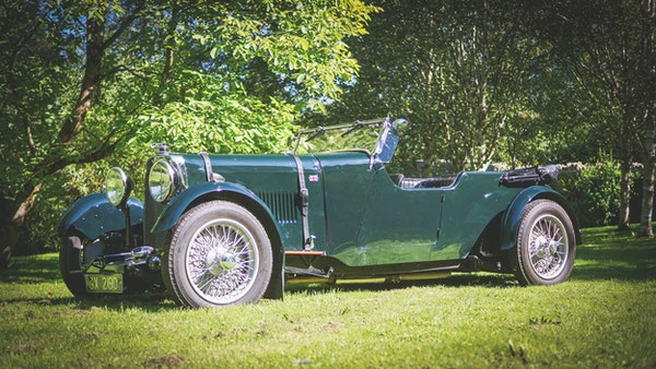 1932 Aston Martin International For Sale (picture 9 of 154)