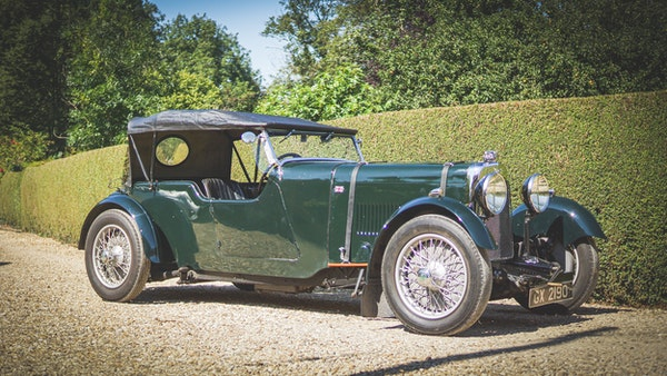 1932 Aston Martin International For Sale (picture 16 of 154)