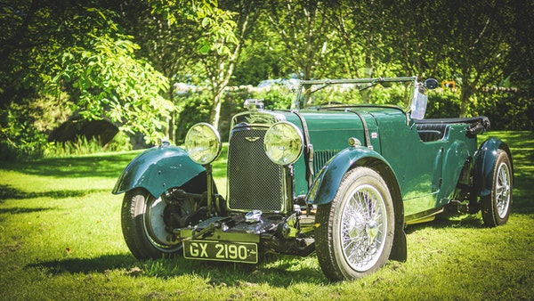 1932 Aston Martin International For Sale (picture 4 of 154)