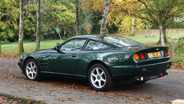 1997 Aston Martin V8 Coupe For Sale (picture 7 of 95)