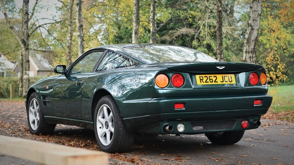 1997 Aston Martin V8 Coupe For Sale (picture 8 of 95)
