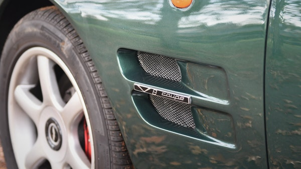 1997 Aston Martin V8 Coupe For Sale (picture 42 of 95)