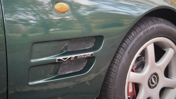 1997 Aston Martin V8 Coupe For Sale (picture 41 of 95)
