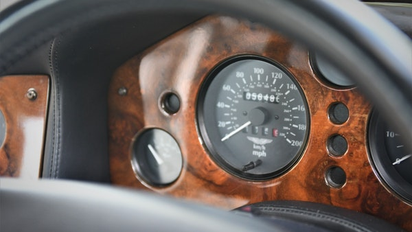 1997 Aston Martin V8 Coupe For Sale (picture 30 of 95)