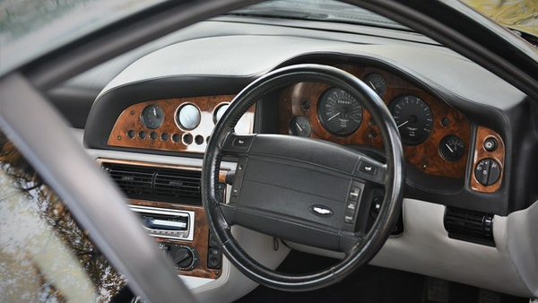 1997 Aston Martin V8 Coupe For Sale (picture 22 of 95)