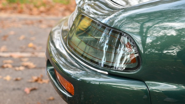 RESERVE REMOVED! - 1997 Aston Martin V8 Coupe For Sale (picture 51 of 95)
