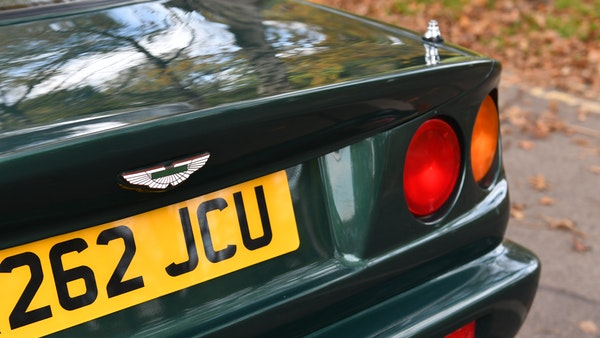 RESERVE REMOVED! - 1997 Aston Martin V8 Coupe For Sale (picture 47 of 95)