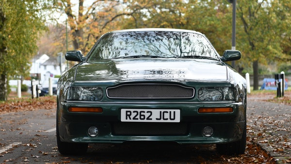 1997 Aston Martin V8 Coupe For Sale (picture 4 of 95)