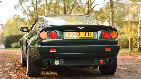 1997 Aston Martin V8 Coupe For Sale (picture 13 of 95)