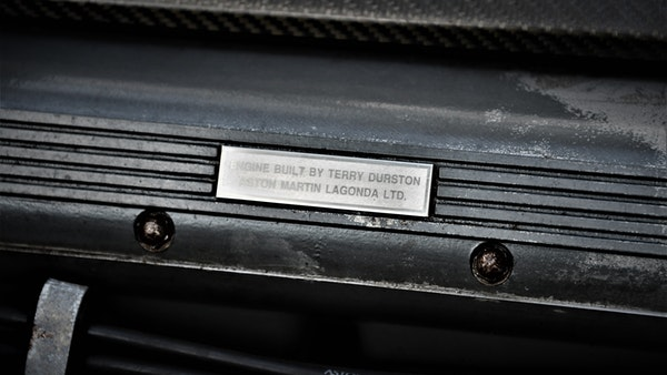 1997 Aston Martin V8 Coupe For Sale (picture 65 of 95)