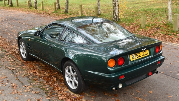 1997 Aston Martin V8 Coupe For Sale (picture 3 of 95)