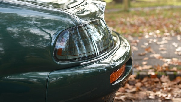 RESERVE REMOVED! - 1997 Aston Martin V8 Coupe For Sale (picture 52 of 95)