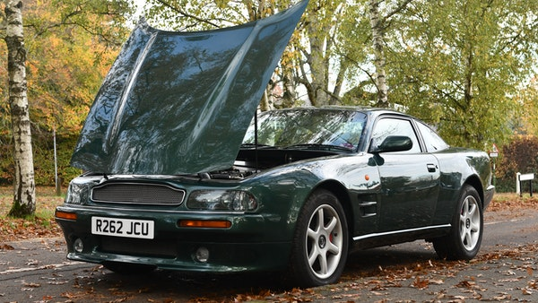 1997 Aston Martin V8 Coupe For Sale (picture 14 of 95)