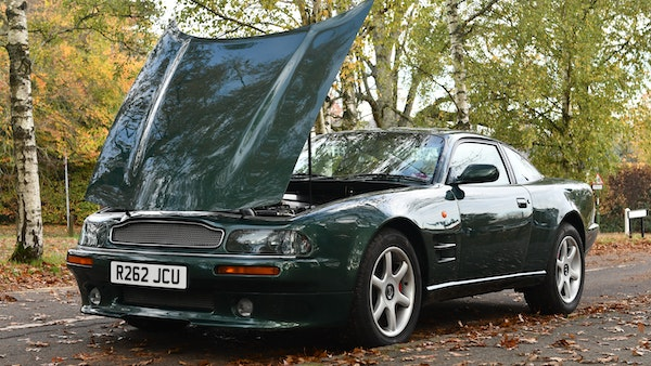 RESERVE REMOVED! - 1997 Aston Martin V8 Coupe For Sale (picture 14 of 95)
