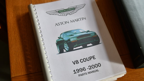 1997 Aston Martin V8 Coupe For Sale (picture 85 of 95)
