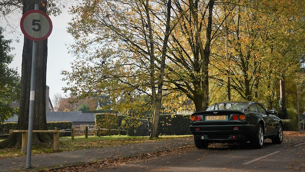 RESERVE REMOVED! - 1997 Aston Martin V8 Coupe For Sale (picture 12 of 95)