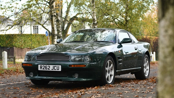 1997 Aston Martin V8 Coupe For Sale (picture 9 of 95)