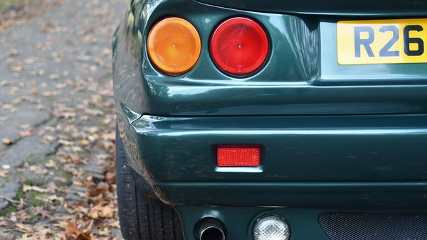1997 Aston Martin V8 Coupe For Sale (picture 45 of 95)