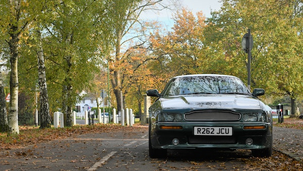 1997 Aston Martin V8 Coupe For Sale (picture 10 of 95)