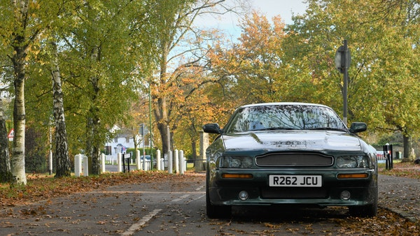 RESERVE REMOVED! - 1997 Aston Martin V8 Coupe For Sale (picture 10 of 95)
